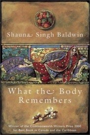 Image for What The Body Remembers