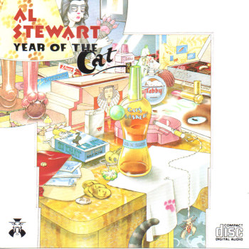 Image for Year of the Cat