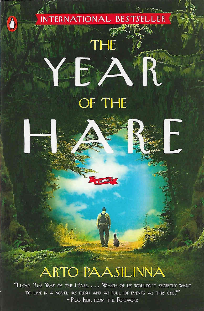 Image for The Year of the Hare