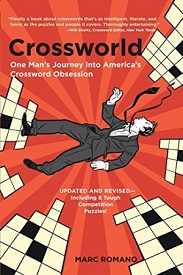 Image for Crossworld: One Man's Journey into America's Crossword Obsession