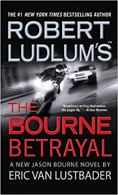 Image for The Bourne Betrayal