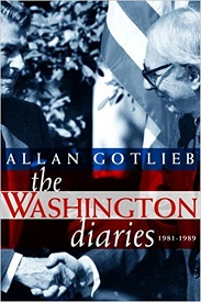 Image for The Washington Diaries 1981-1989